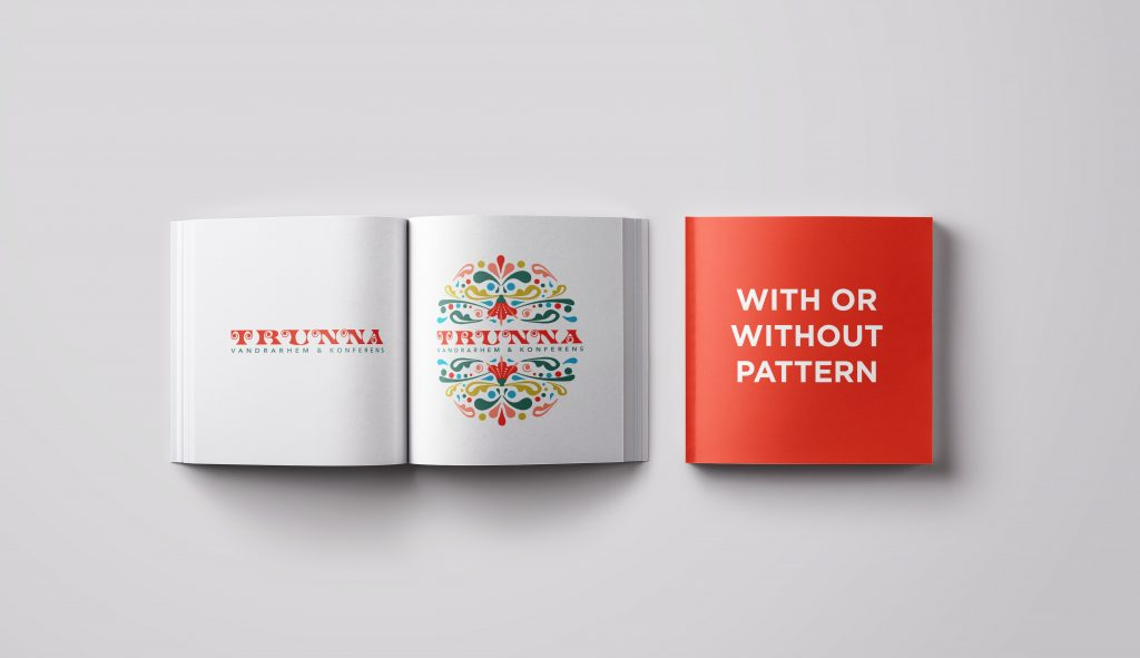 Trunna logotypdesign
