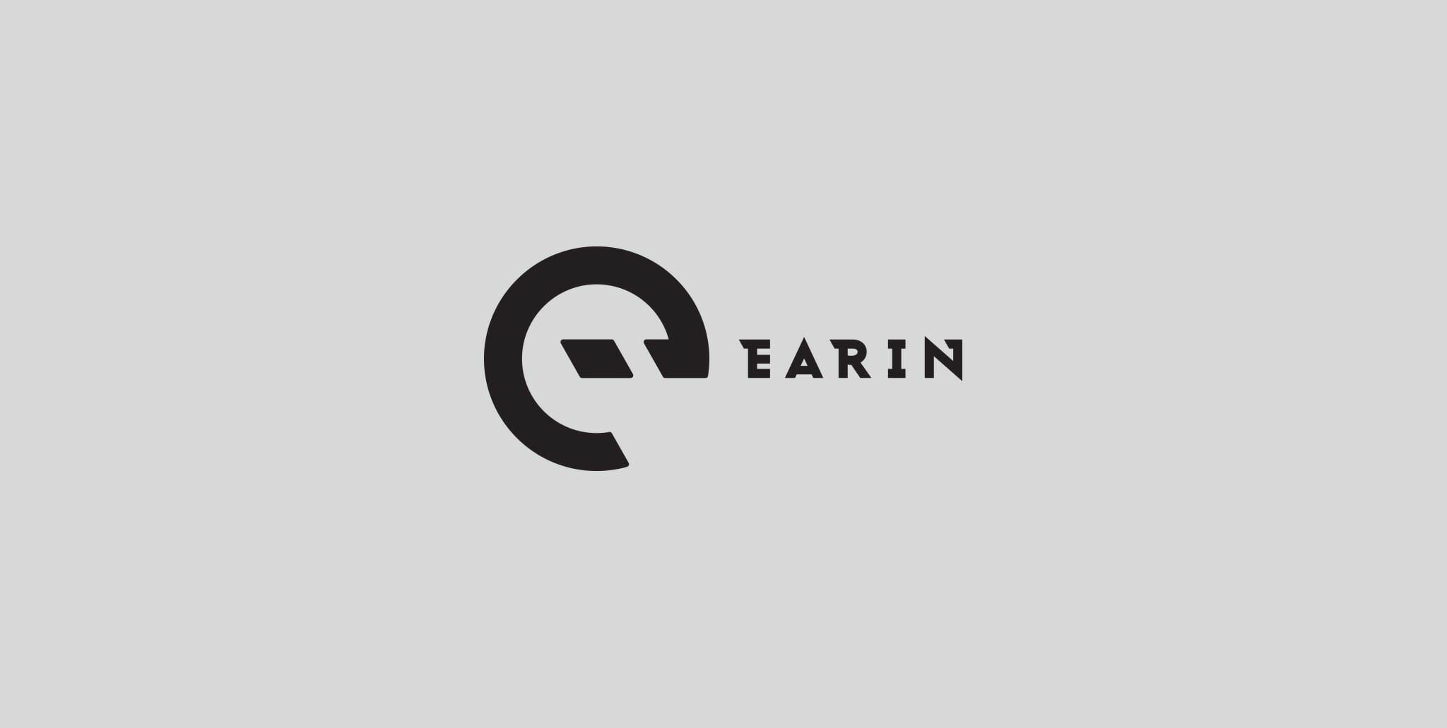 Logotypdesign med friliggande symbol
