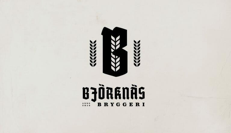 Logotypdesign för ölbryggeri
