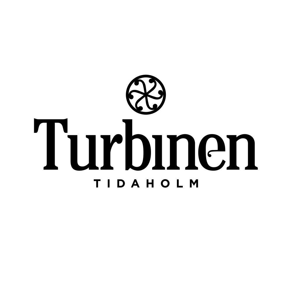 Logotypdesign för Turbinen