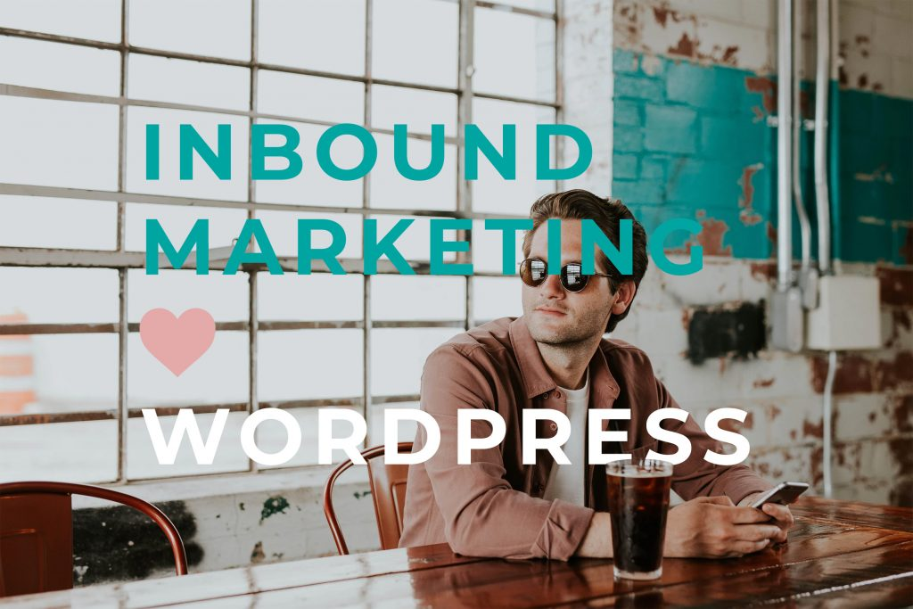 inbound marketing och worpress