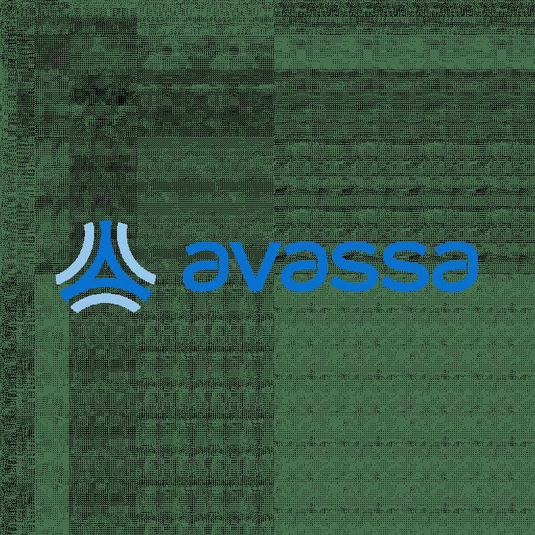 Logotyp design Avassa